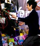 何炅《自己》新年搜狐歌会