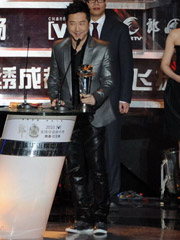 第14届华语榜中榜 精彩获奖瞬间