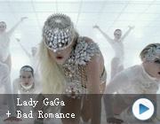 Lady Gaga《Bad Romance》