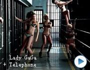 LadyGagaft.Beyonce《Telephone》