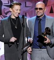 第53届格莱美 La Roux乐队获最佳电子舞曲专辑
