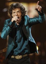 第53届格莱美 滚石主唱向灵魂歌王致敬