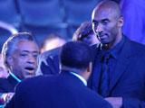 迈克尔杰克逊去世 球星科比与黑人民权领袖阿尔