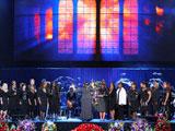 迈克尔杰克逊去世 福音合唱团的开唱歌