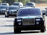 迈克尔杰克逊去世 豪华轿车配备