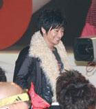 2007叱咤乐坛流行榜颁奖礼现场:孙耀威登台
