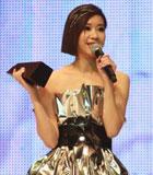 吴雨霏获叱咤歌曲第八位及四台联颁音乐大奖